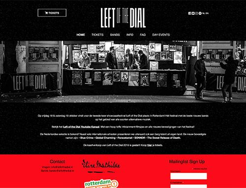 Gemaakt met het BNF Festival Template: leftofthedial.nl