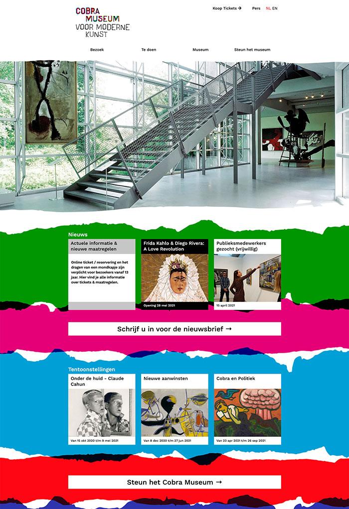 Website Cobra Museum